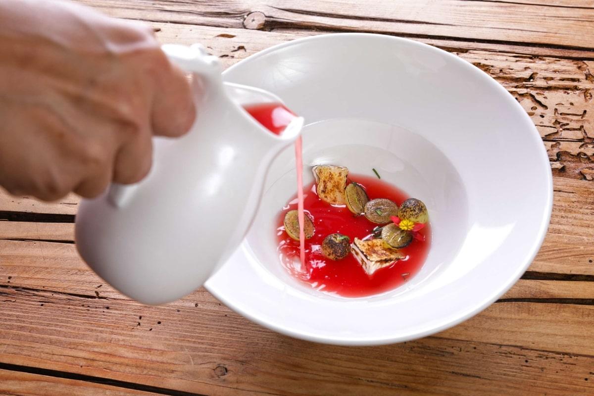 Pilisvörösvár Restaurant - Saisonelle Suppe