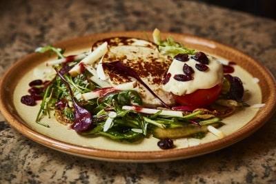 Grillezett manouri sajt