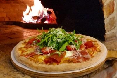 Kemencés olasz pizza rendelés