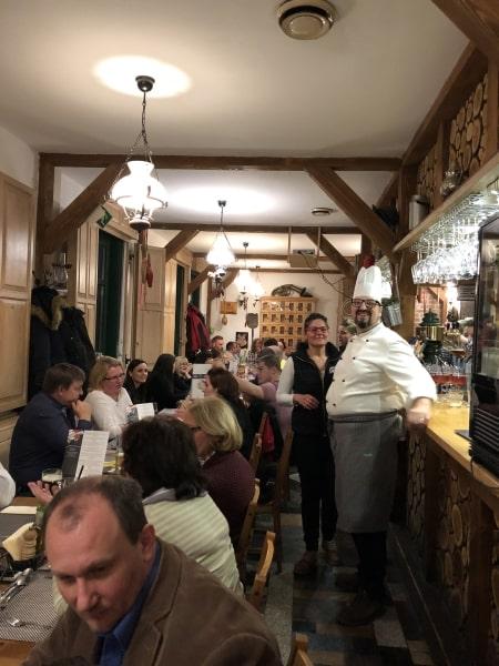 Stube restaurant Pilisvörösvár